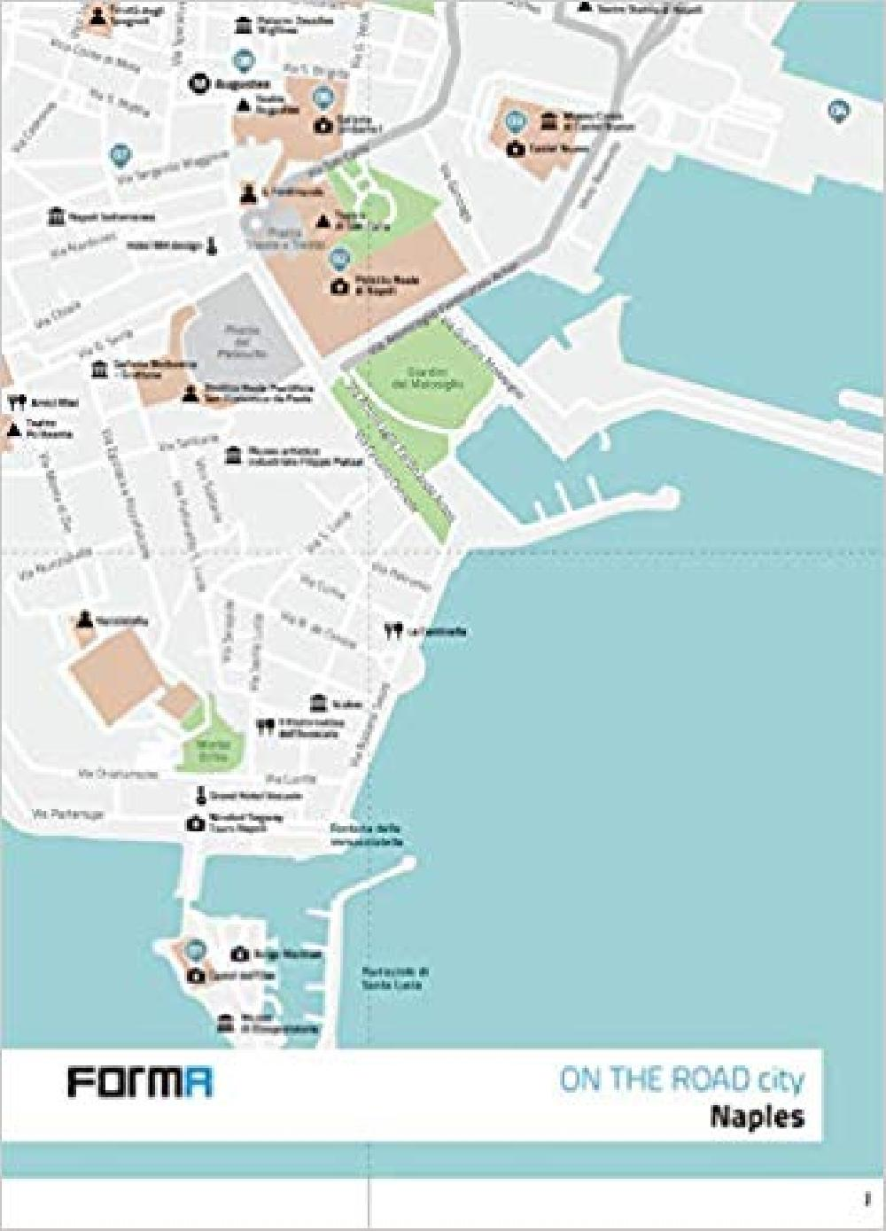 Naples (On the Road City Architecture Guides)