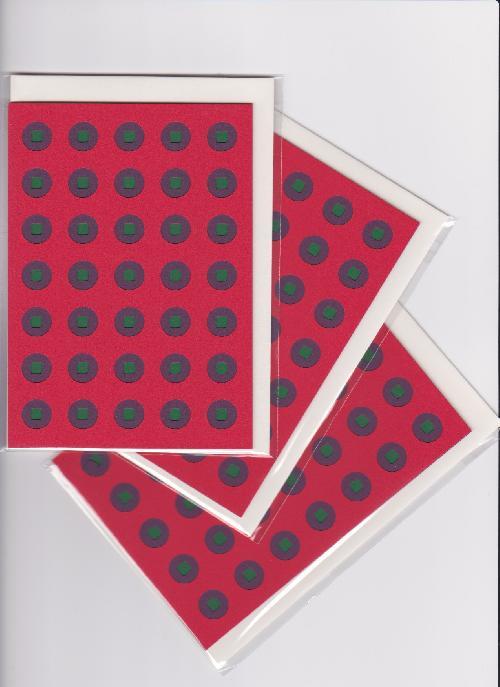 Cartes DOTSY Ref P12 - H