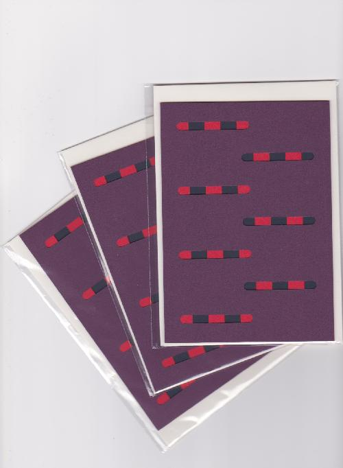 Cartes DOTSY Ref P11 - G