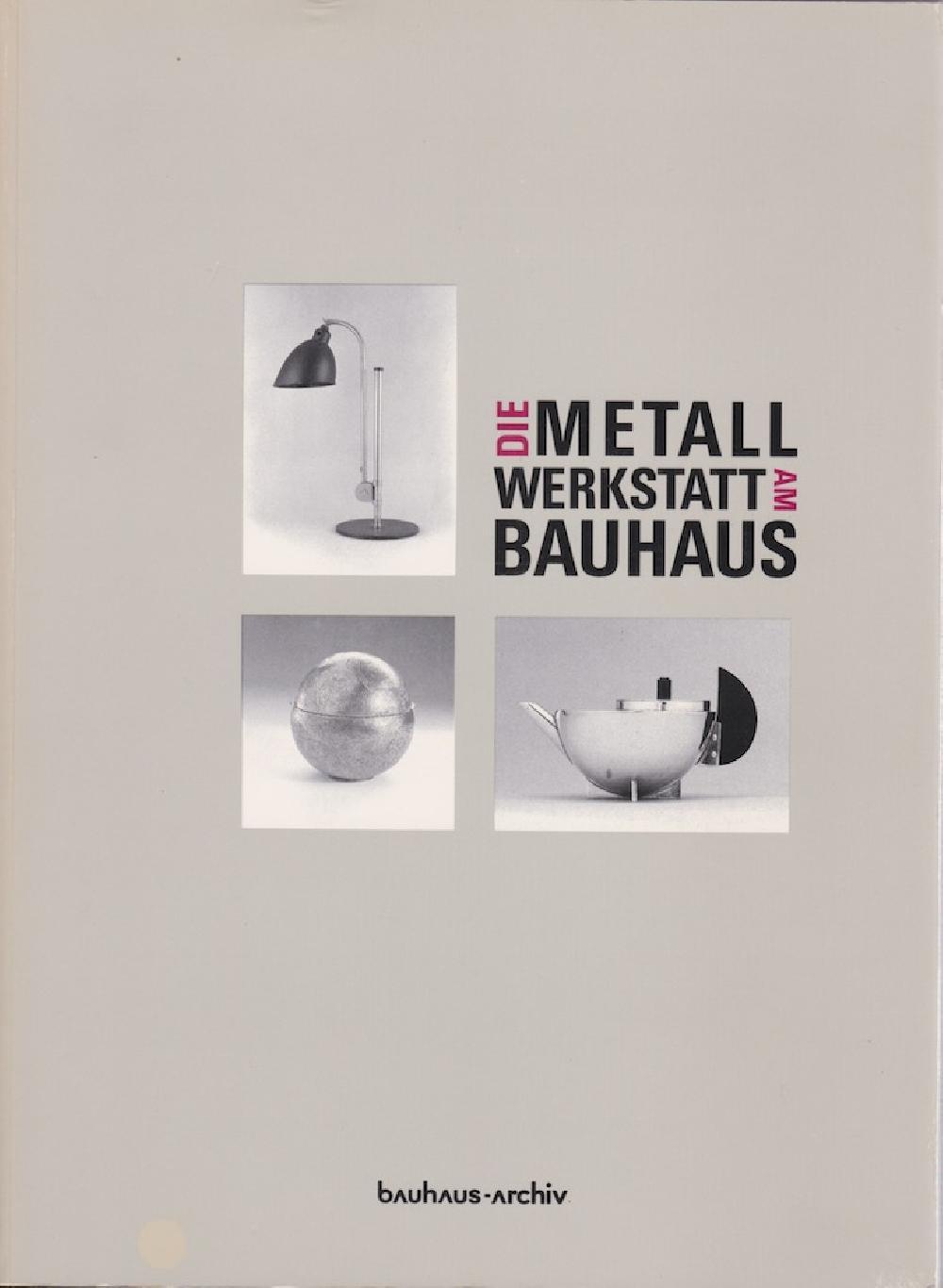 Die metall werkstatt am Bauhaus