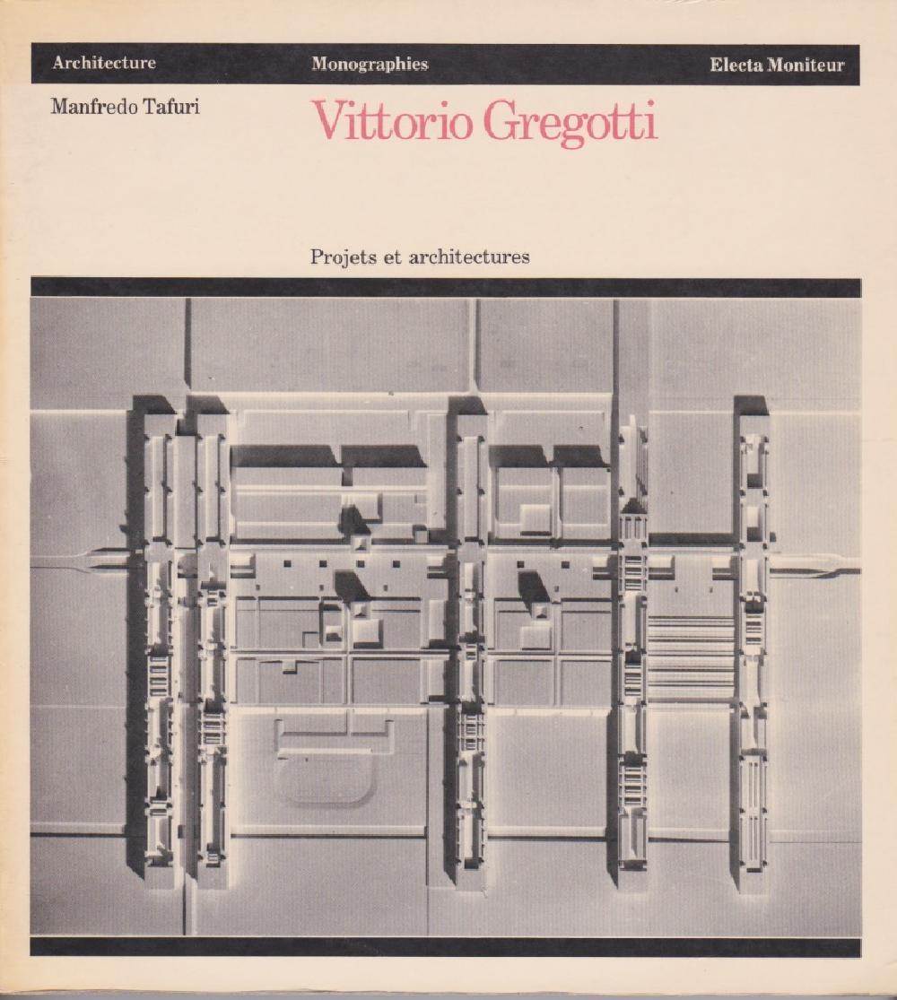 Vittorio Gregotti - Projets et Architectures