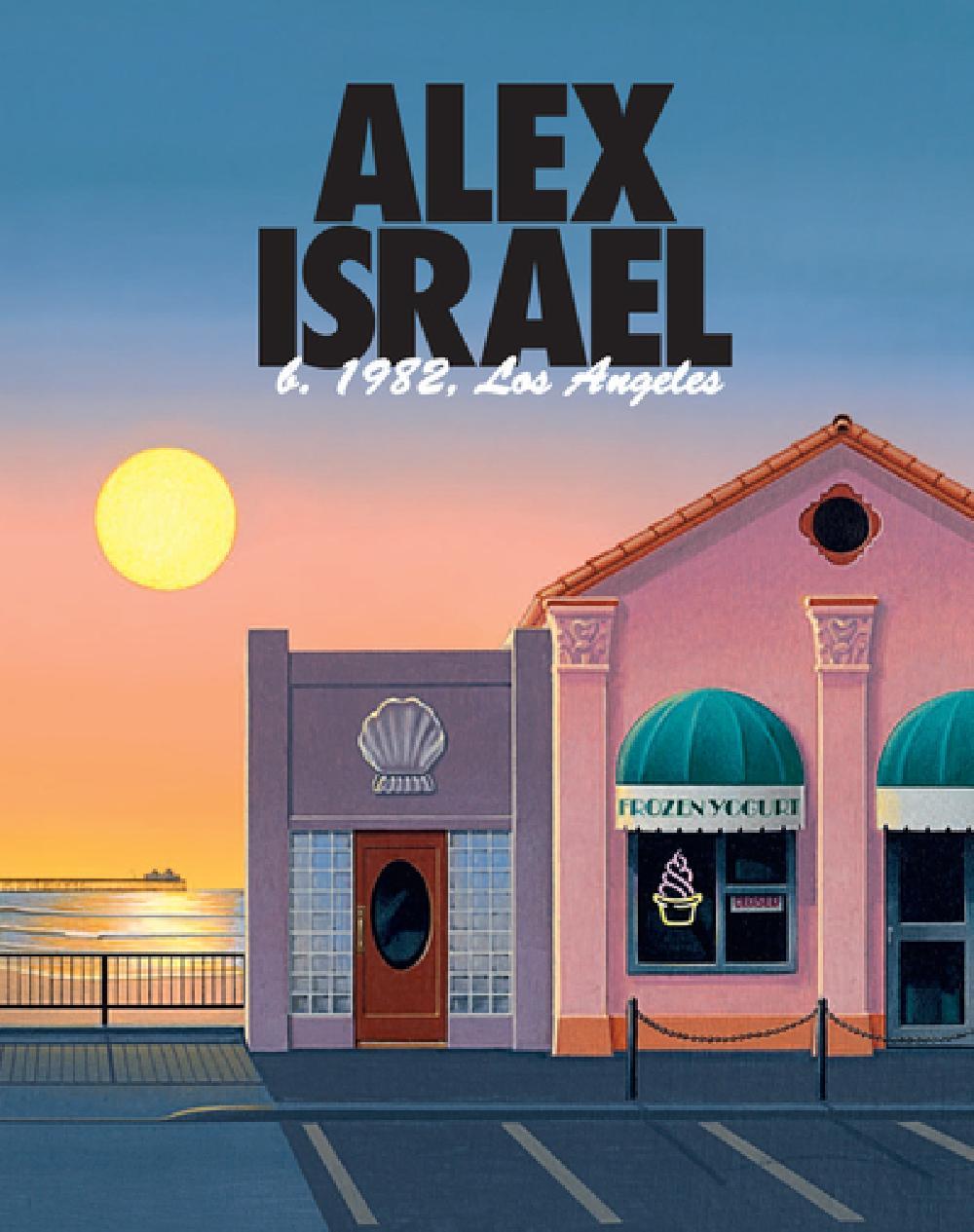 Alex Israel b. 1982, Los Angeles