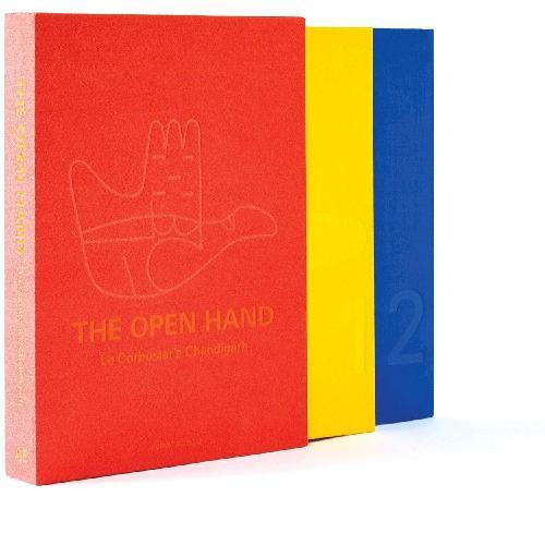 The open hand le Corbusier's chandigarh