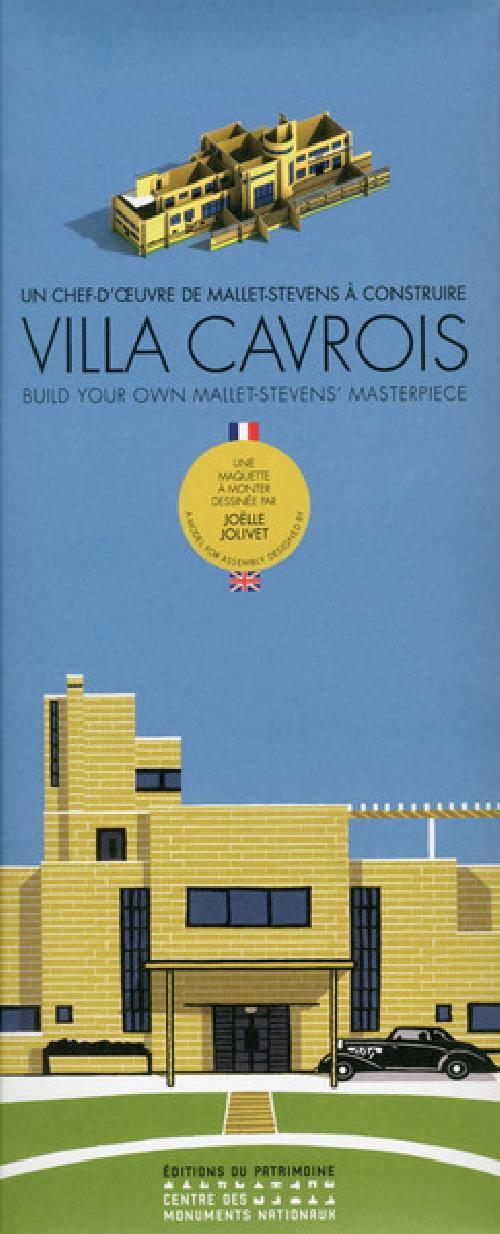 Villa Cavrois un chef-d'oeuvre de Mallet-Stevens à construire de Joëlle Jolivet