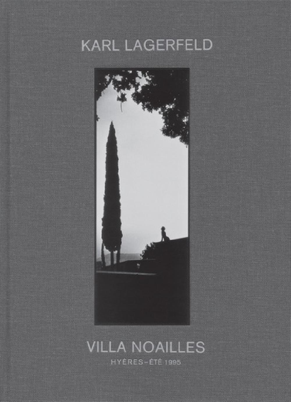 Villa Noailles - Hyères, été 1995 / Karl Lagerfeld
