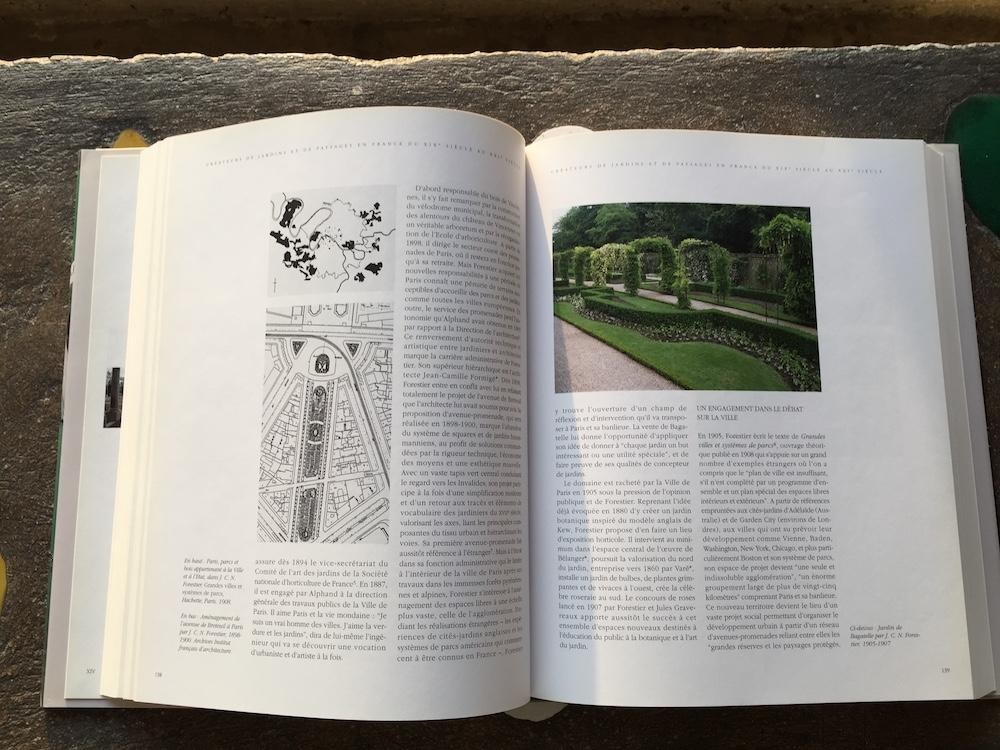 Créateurs de jardins et de paysages en France de la Renaissance au début du XIXe siècle T2