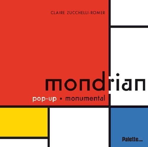 Mondrian - Pop-up monumental