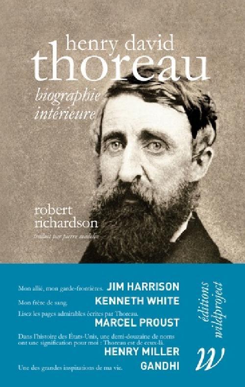 Henry David Thoreau - Biographie intérieure