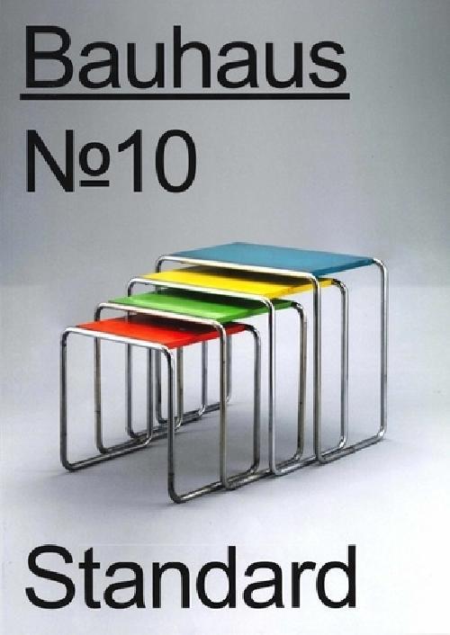 Bauhaus 10 standard (Bauhaus Magazine)