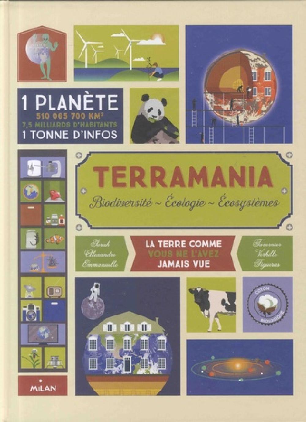 Terramania - Biodiversité, écologie, écosystèmes