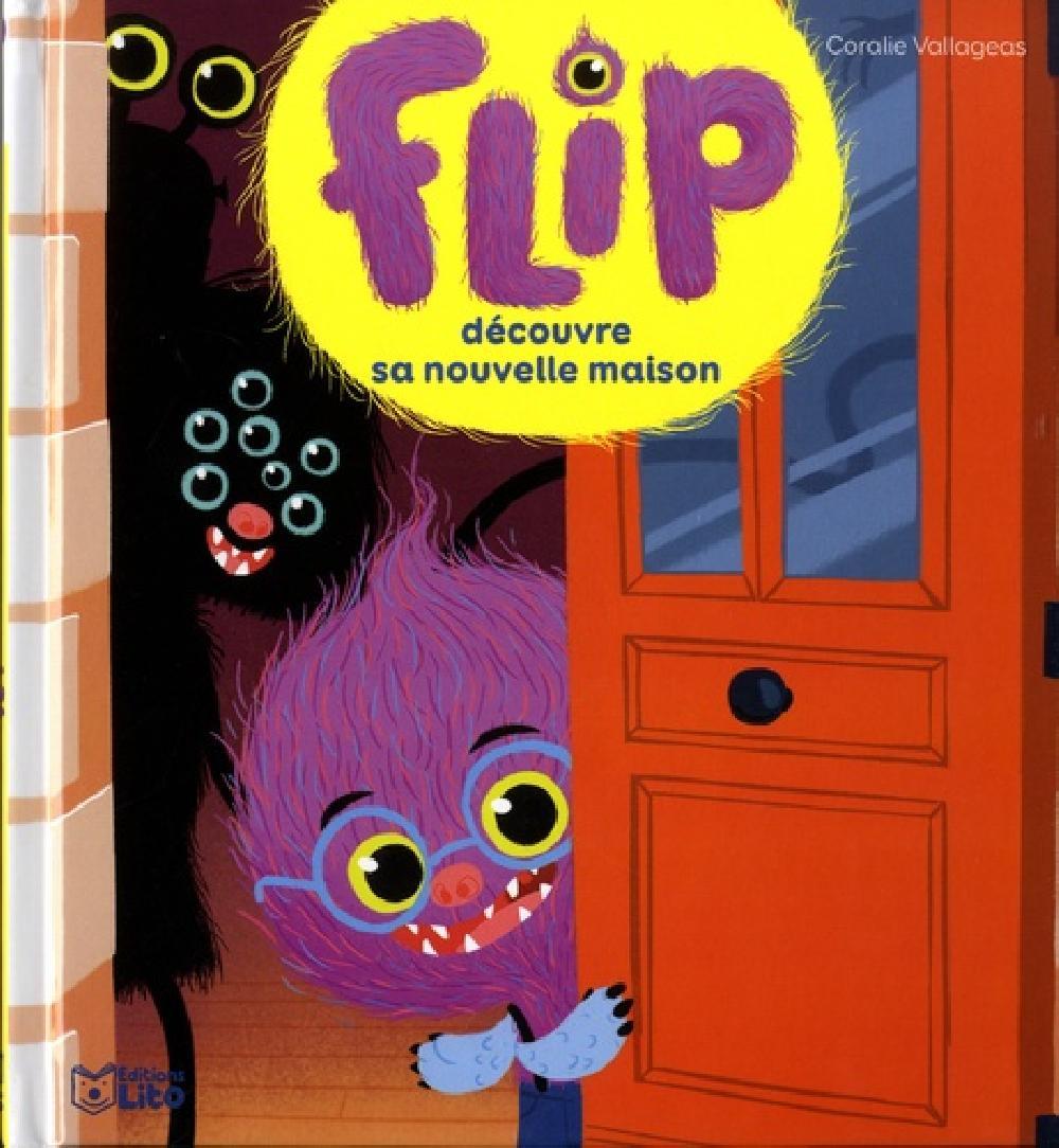 Flip découvre sa maison