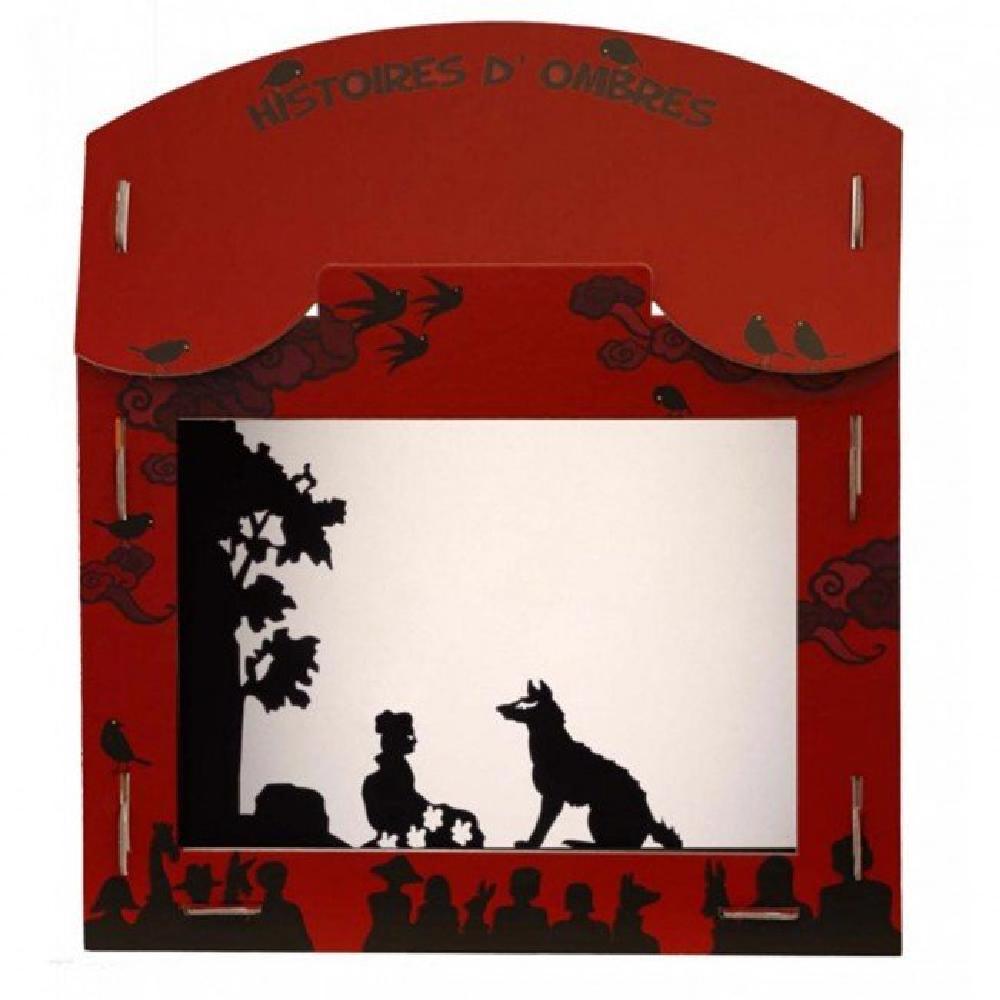 Théâtre d'ombres - Les contes des loups