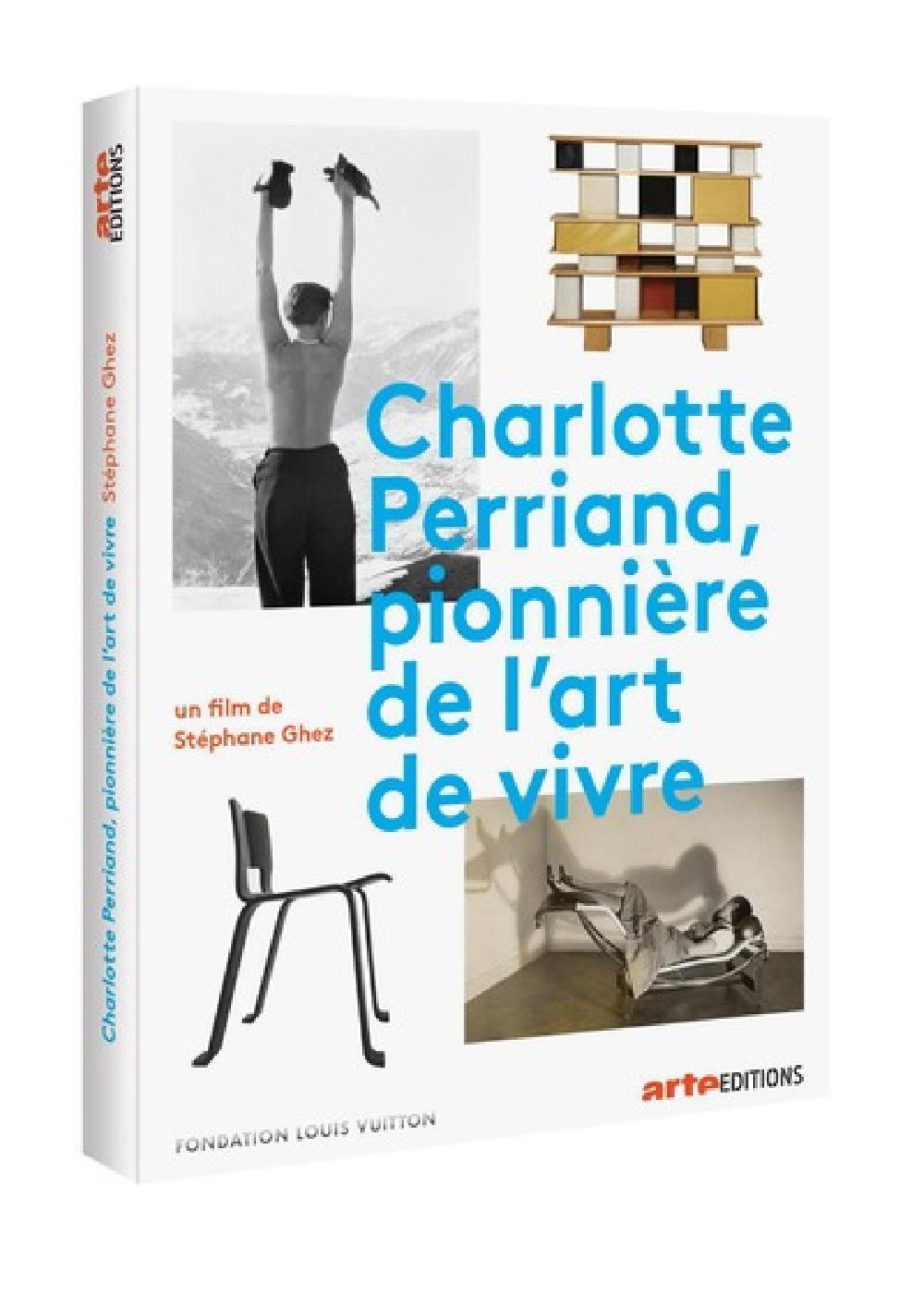 Charlotte Perriand, pionnière de l'art de vivre ( DVD )