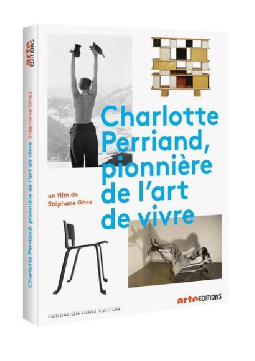 Charlotte Perriand, pionnière de l'art de vivre (DVD)