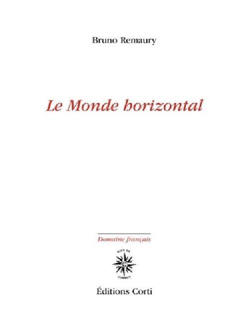 Le Monde horizontal