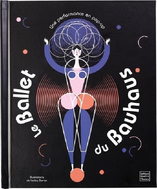 Le ballet du Bauhaus - Une performance en pop-up