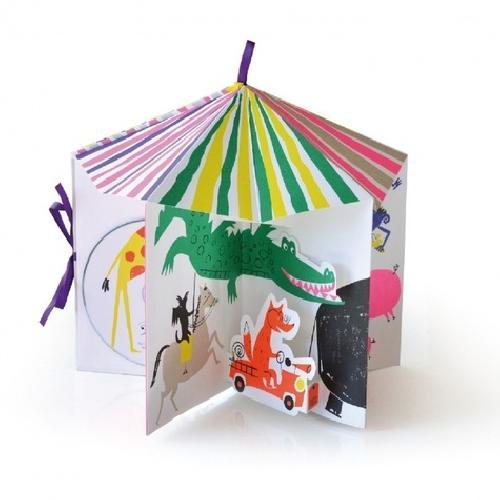 La ménagerie des animaux d'Henri Dès - Album avec 1 CD audio