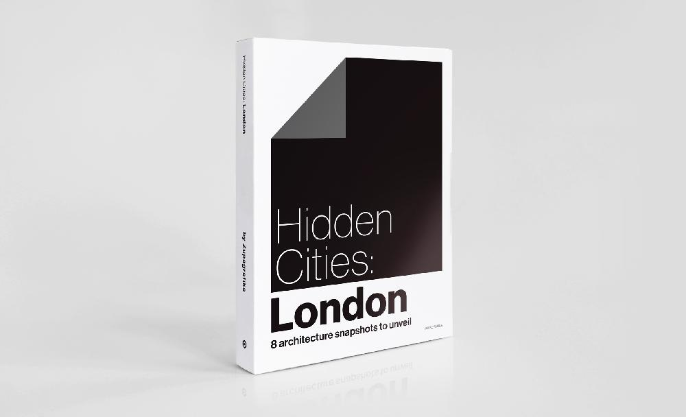 Hidden Cities London  / Architecture snapshots to unveil