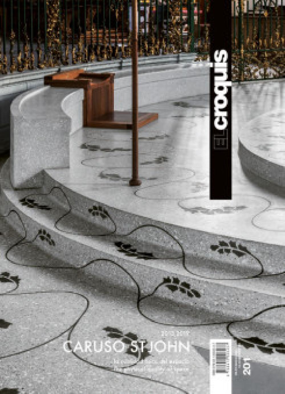El Croquis 201: Caruso St John (2013-2019)