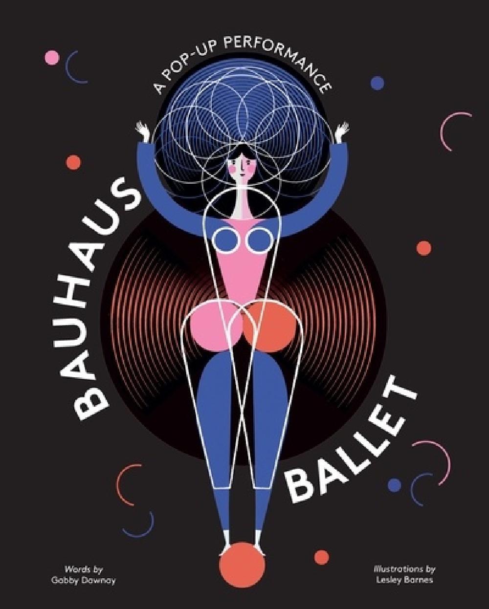 Bauhaus ballet - A pop-up performance