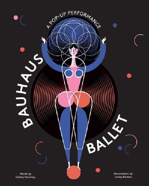 Bauhaus ballet - A pop-up performance