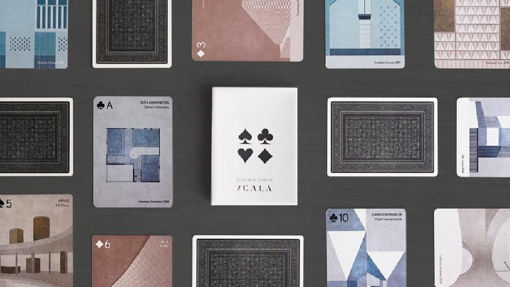 Scala - Cartes à jouer / Playing cards