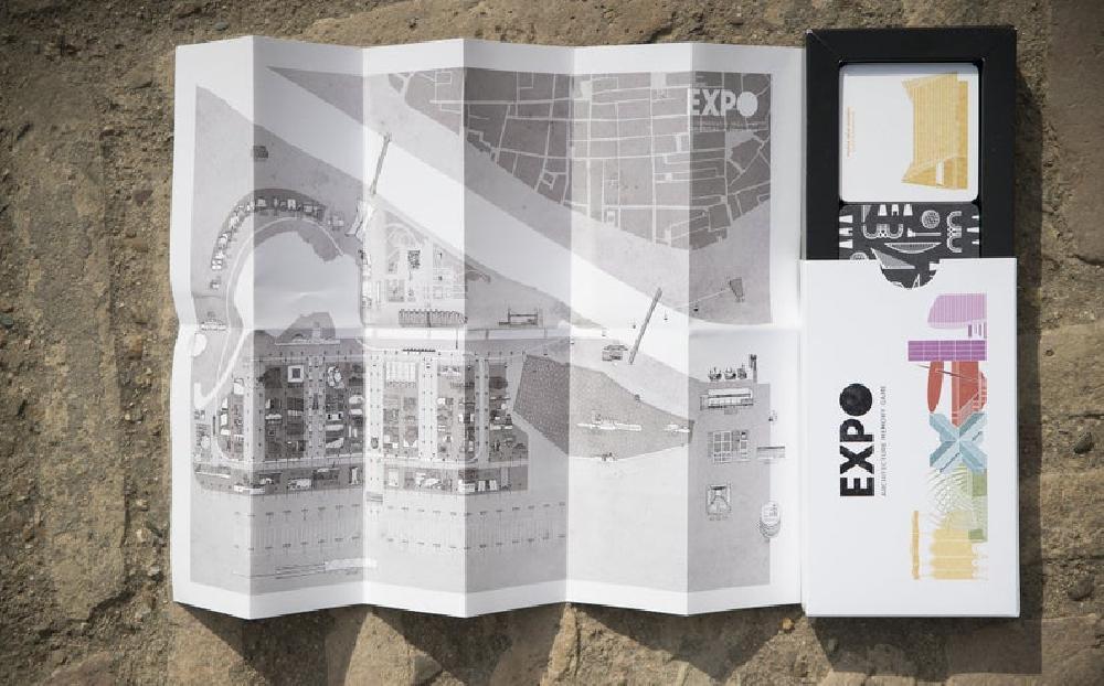 EXPO · Jeu de mémoire de l?architecture / Memory game
