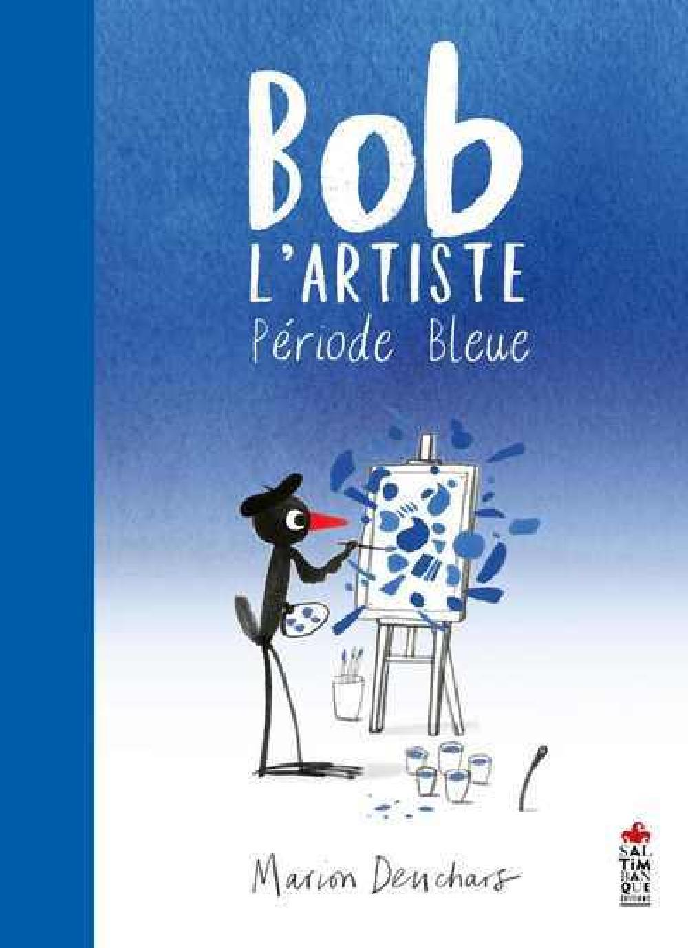 Bob l'artiste - Période bleue