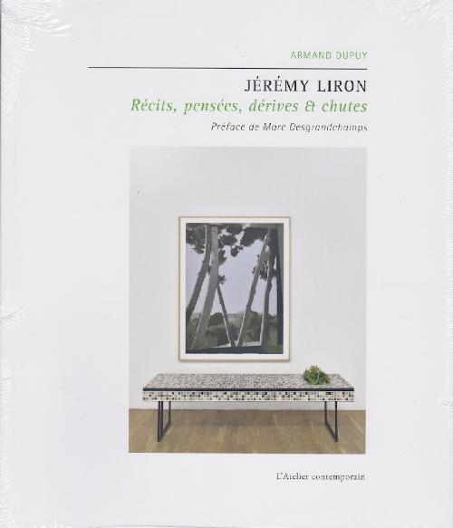 Jérémy Liron - Récits, pensées, dérives et chutes