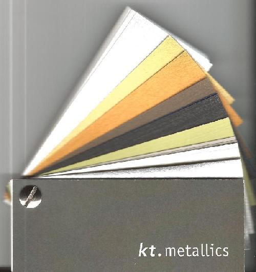 Nuancier kt.metallics