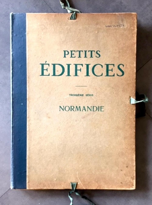 Petits édifices Normandie