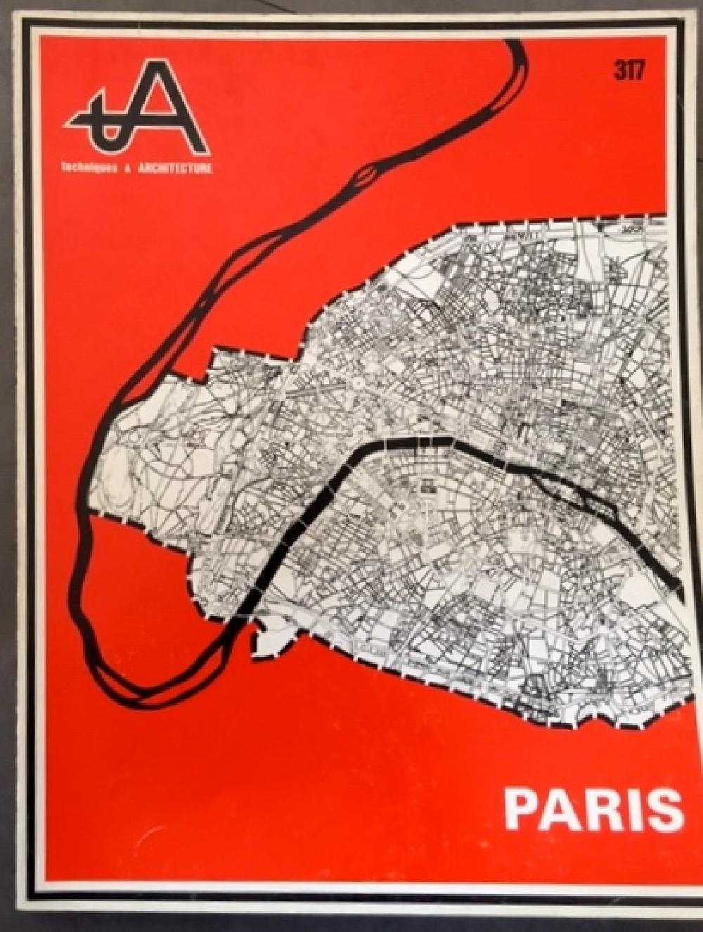 Techniques & Architecture n°317 - PARIS