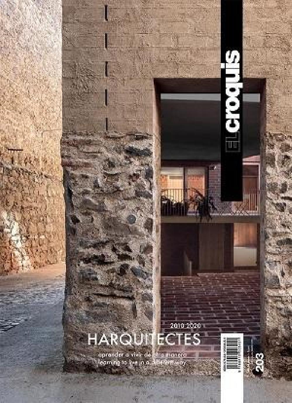 El Croquis - Harquitectes 2010-2020