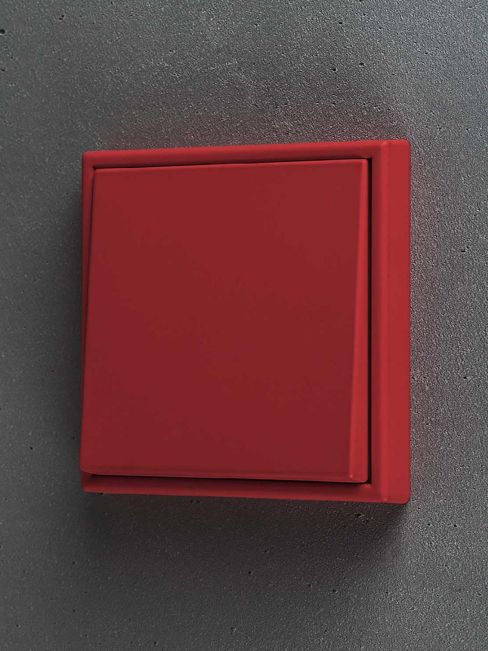Interrupteur va-et-vient simple Le Corbusier - JUNG