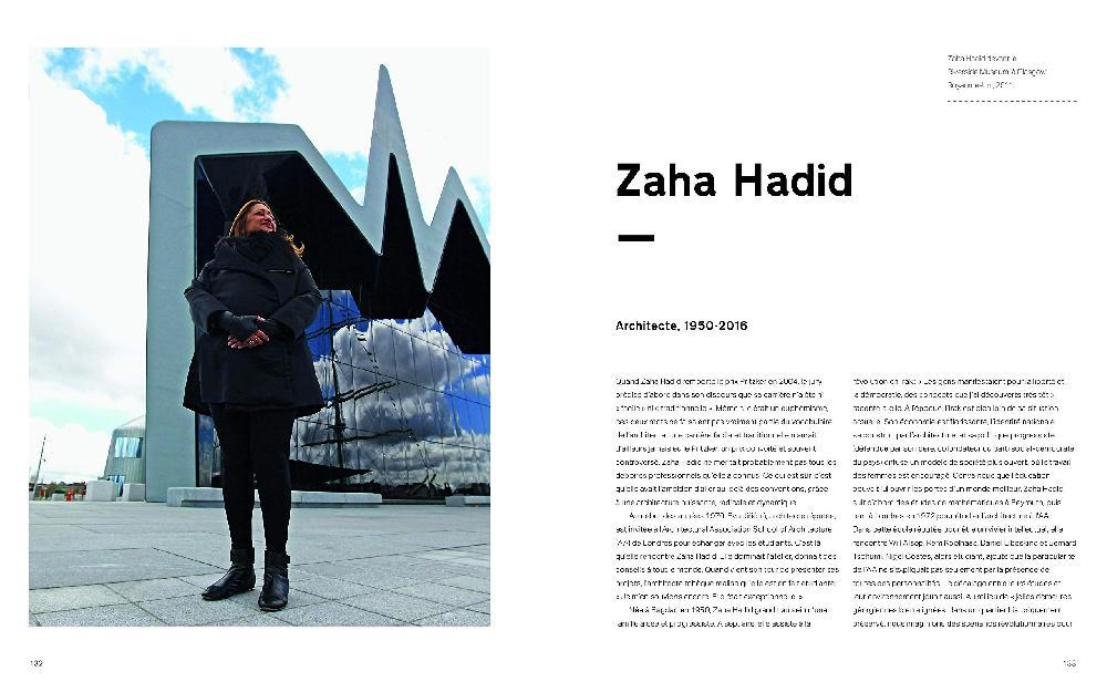 La voix des femmes : architecture, design, scénographie