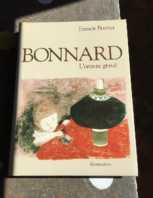 Bonnard, l'oeuvre gravée