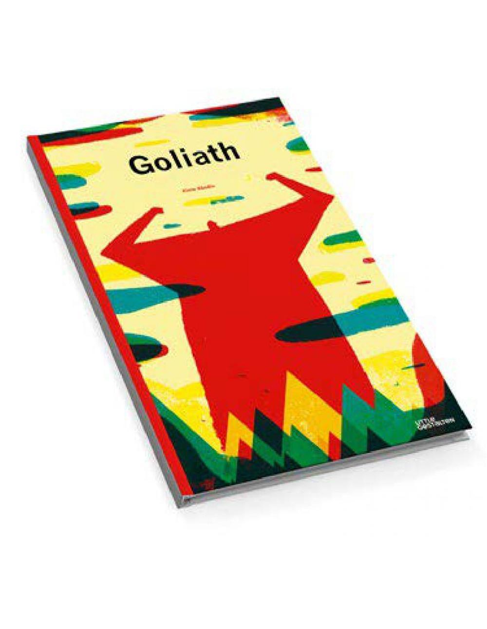 GOLIATH un garçon pas comme les autres