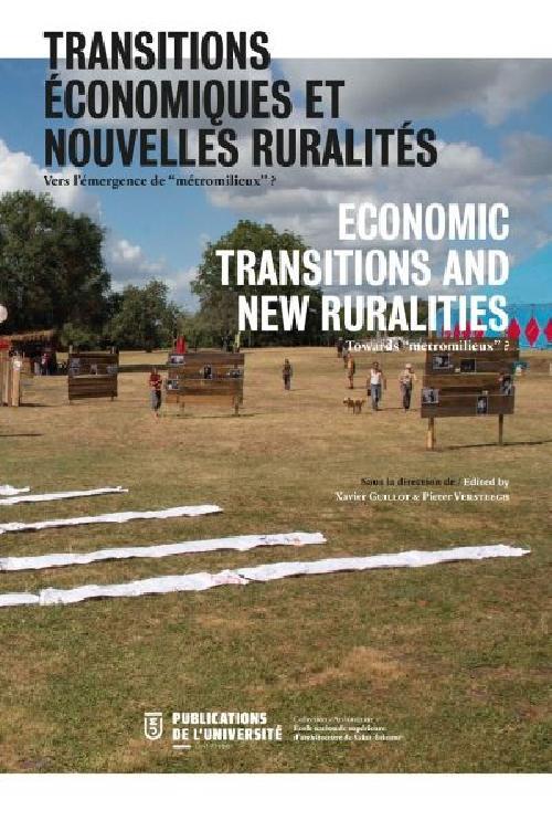 """Transitions économiques et nouvelles ruralités - Vers l'émergence de """"métromilieux"""" ?"""