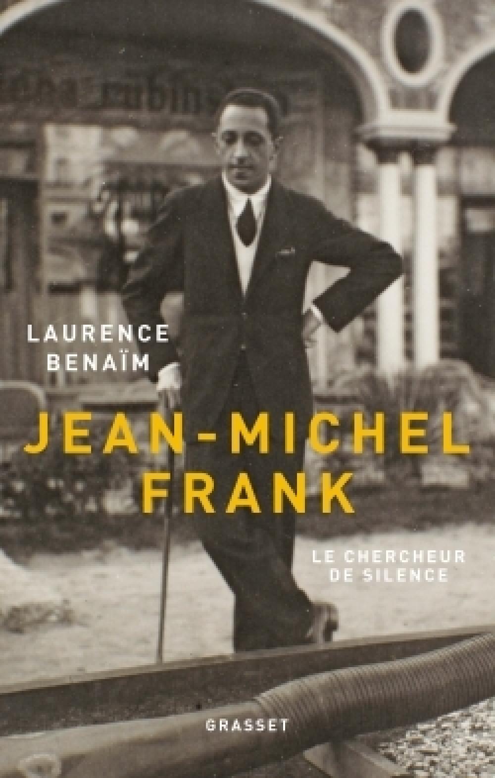 Jean-Michel Frank - Le chercheur de silence