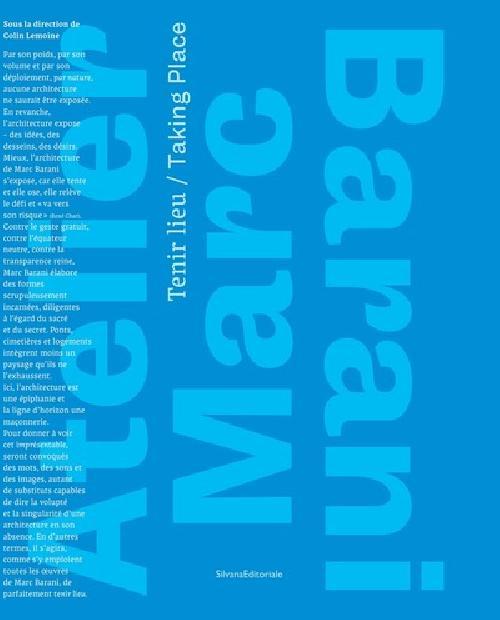"""Tenir lieu - Atelier Marc Barani  / Exposition Borel, Barani, Ibos & Vitart """"Un paysage de"""
