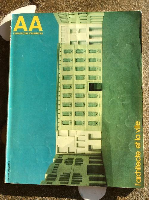 L'Architecture d'Aujourd'hui n°207