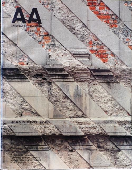 L'Architecture d'Aujourd'hui n°231