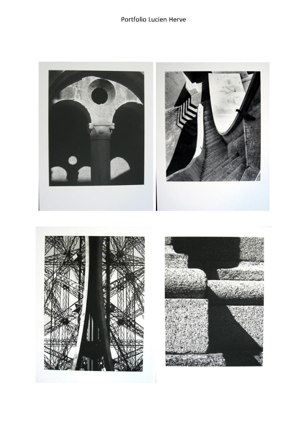 L'oeil de l'architecte. Lucien Hervé (1910-2007). Portfolio