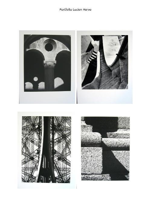 L'oeil de l'architecte portfolio. Lucien Hervé (1910-2007)