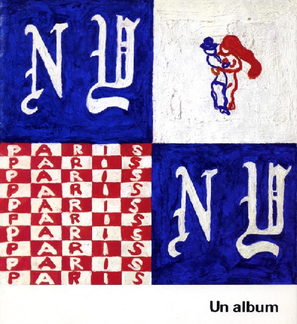 Paris-New York, un album