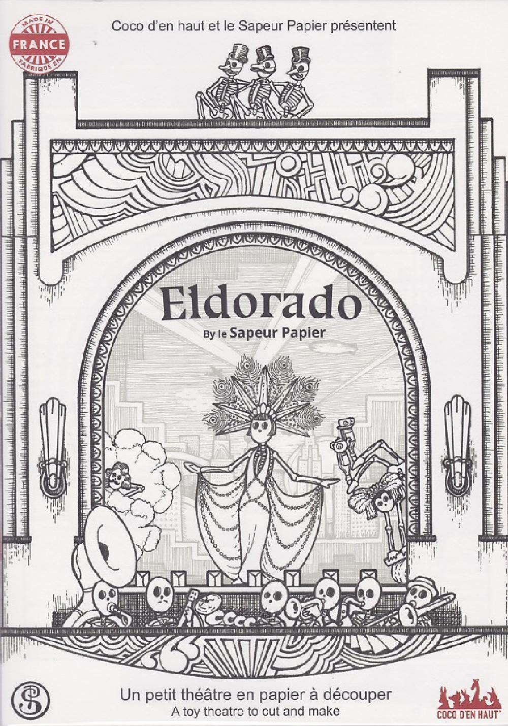 Théâtre papier-Eldorado