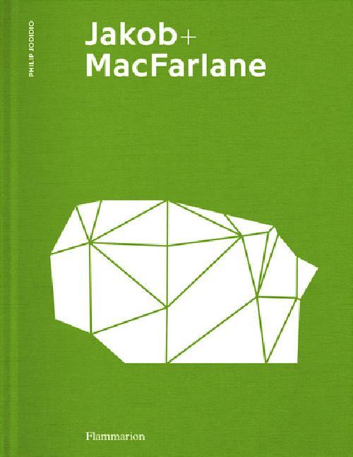 Jakob + MacFarlane - Couverture verte