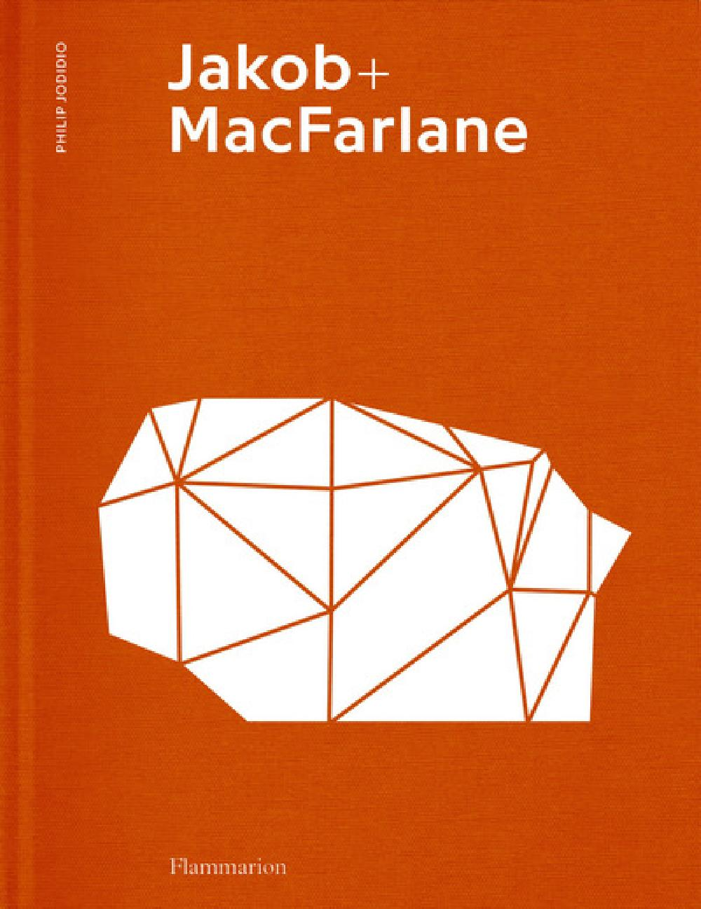 Jakob + MacFarlane - Couverture orange