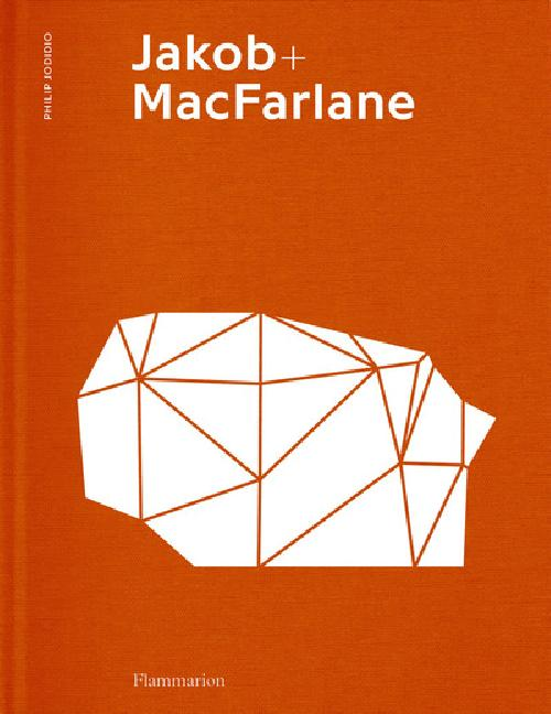 Jakob + MacFarlane - Couverture orange