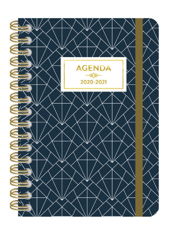 L'agenda de mon année Art Déco